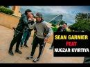 Sean Garnier with Nugzar Kvirtiya