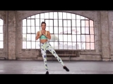 Alessandra Ambrosio VSX Workout