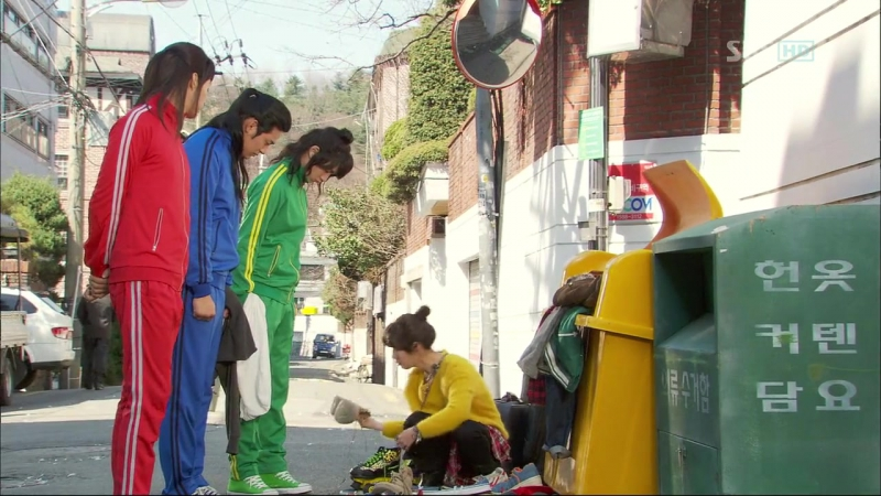 Озвучка - серия 3/20 - Принц с чердака (Ю. Корея) / The Rooftop Prince / 옥탑방 왕세자 (Oktabbang Wangseja)