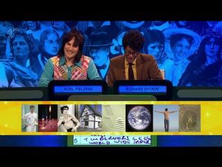The Big Fat Quiz Of Everything 2016 #1