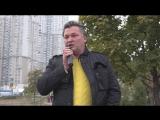 Геннадий Викторович (Пидор) Балашов меня спалил :)))))) Позняки не платите налогов! Геннадий Балашов встреча 13.10.2015