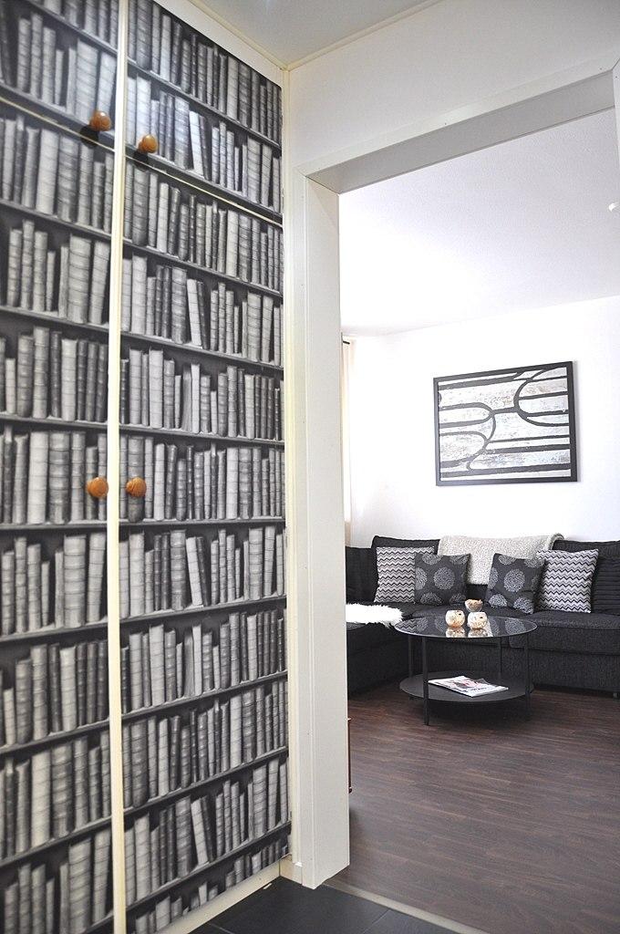 Интерьер квартиры-студии 26 м.