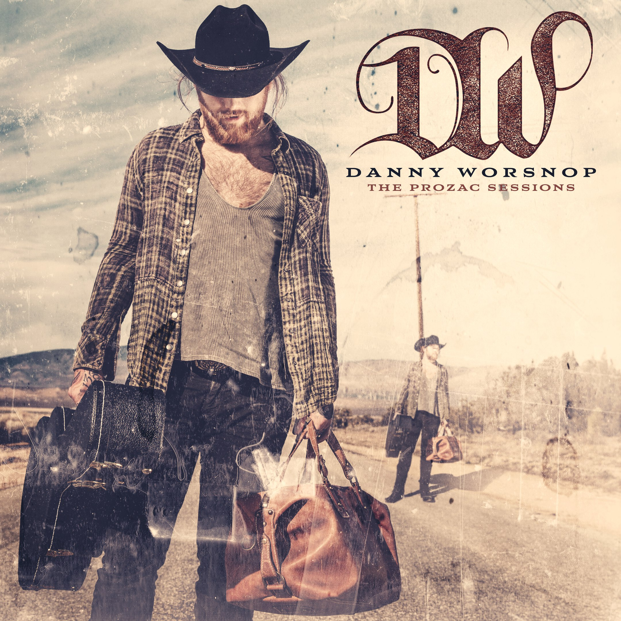 Danny Worsnop - Out Without You [single] (2016)