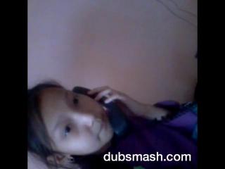 Dubsmash- Алло,пап это опять ты?