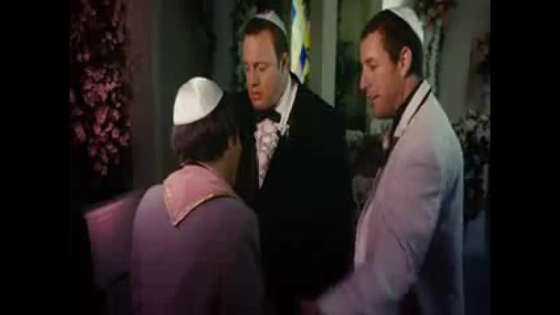 Отрывок из фильма Чак и Лари пожарная свадьба D