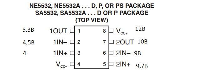 собрал схему но не работает выход номер 2 по даташиту напряжения в фотографии, что посоветуете проверить?