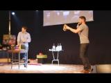 Jibcon 2015, панель Миши и Дженсена, часть 1 [rus subs]