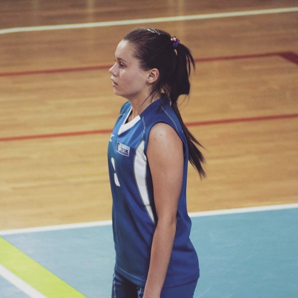 Орловскую волейболистку позвали в московское «Динамо»