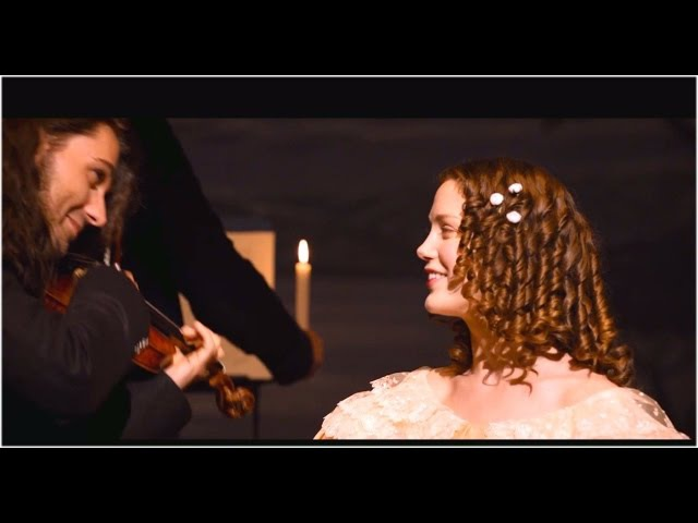 David Garret Andrea Deck, Io ti Penso amore, subt en español e italiano