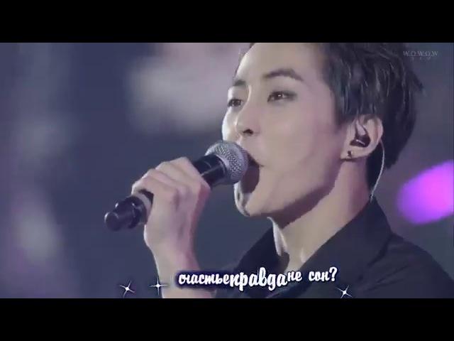 18 дек. 2015 г. [rus sub] EXO - Lucky (live)