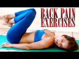 Back Pain Relief Exercises &amp Stretches How To Relieve Back Pain At Home