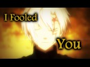 「AMV」D.Gray-Man - I Fooled You
