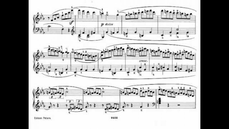 Beethoven Sonata Pathetique Op 13 III Rondo Allegro