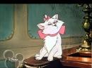 Коты-аристократы на Канале Disney!