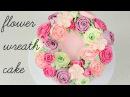 Цветы из крема (мастер-класс) Eng
