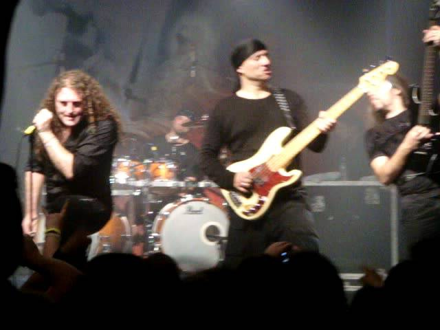 Rhapsody of Fire- Act VI: Erian's Lost Secrets @ Gramercy, NYC, May 29, 2012