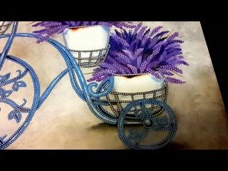 Видеообзор серии схем для вышивания бисером