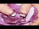 Дизайн ногтей.Дизайн ногтей  водный маникюр в домашних условиях