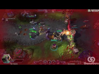 Heroes of The Storm - Valla Валла 01.11.14