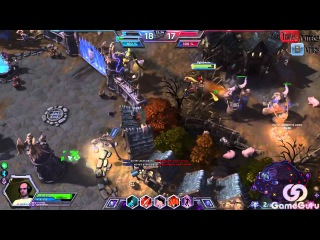 Heroes of The Storm - Валла Valla 07.09.14 (2)