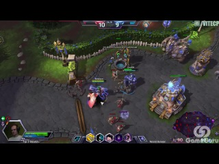 Heroes of The Storm - Valla Валла 20.10.14 (1)