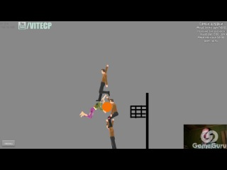 Happy Wheels: Апельсин #aab