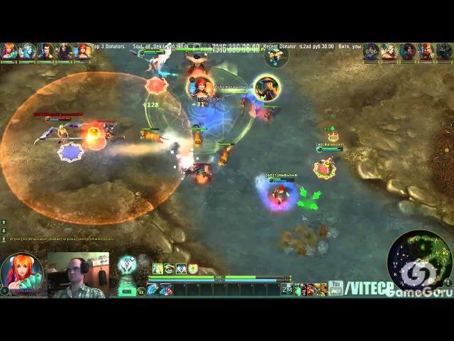 Prime World - Невидимка Тень Whisp Shadow 01.11.14 (1) Насасываю рейт с чемпионами :) aab