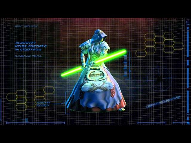 Развитие класса Jedi Consular