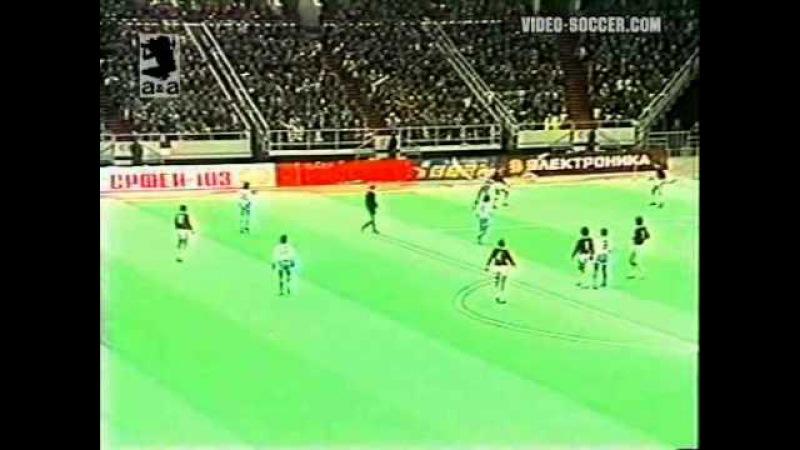 Чемпионат СССР 1987, 30-й тур Спартак - Динамо (Тбилиси) (2-й тайм)