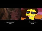 Как в мультфильмах цитируют кино  27 пародий из «Симпсонов» на самые известные фильмы
