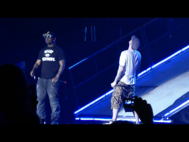 [7/14] Eminem - Lighters - live at Pukkelpop 2013