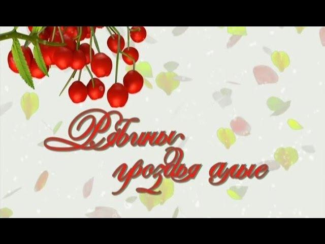 Рябины гроздья алые (2009) мелодрама