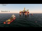 Water Beaufort 0-12  - UNIGINE Sim 2.2