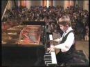 8-летний Даниил Трифонов на конкурсе А.Д.Артоболевской
