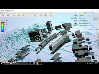 Flow Design - Part 3 - Wind Analysis with 3D Simulation