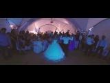 Тематическая Rap Свадьба GoPro Wedding Алексей и Ольга 09\08\15