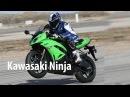 Kawasaki Ninja - лучший среди 600-кубовых. Тест-драйв спортбайка Kawasaki Ninja ZX-6R Smotorom