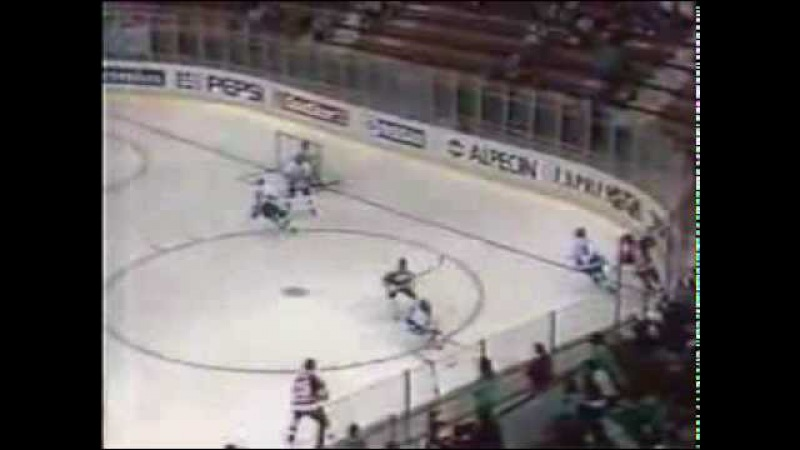 Ice Hockey World Championships 1989, Sweden, USSR-Finland, 4-1
