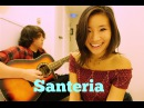 JEANNIE MAI SINGS SANTERIA BY SUBLIME | LIVE COVER WITH ADAM LUSK