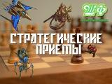 Шахматы. Стратегические приемы. Часть 16