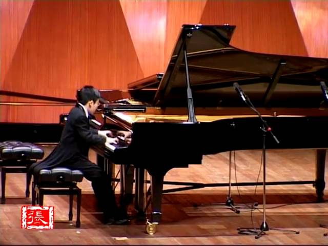 11-Year-Old Haochen Zhang playing Chopin Etudes Op.10 Complete, Part I