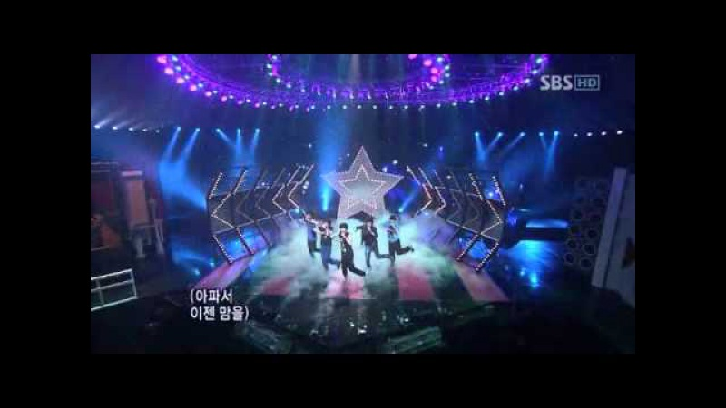 SHINee 샤이니 DEBUT STAGE 누난 너무 예뻐 Replay LIVE
