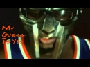 MF DOOM Gorillaz - November Has Come Video Re-Edited