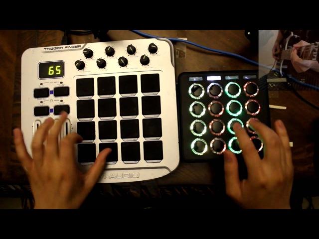 Shawn Wasabi - Pizza Rolls (metal x EDM mashup)