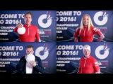 Сборная Норвегии по биатлону приглашает на Чемпионат мира 2016 в Осло