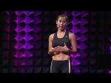 TED RUS x Надя Андреева - здоровый образ жизни для вашего желудка - Nadya Andreeva