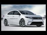 ★★★Новый Мицубиси Лансер 2016 -- New Mitsubishi Lancer★★★ - from YouTube
