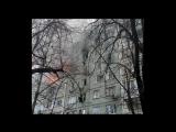 Взрыв газа Волгоград жители толкают пожарную машину застрявшую в грязи