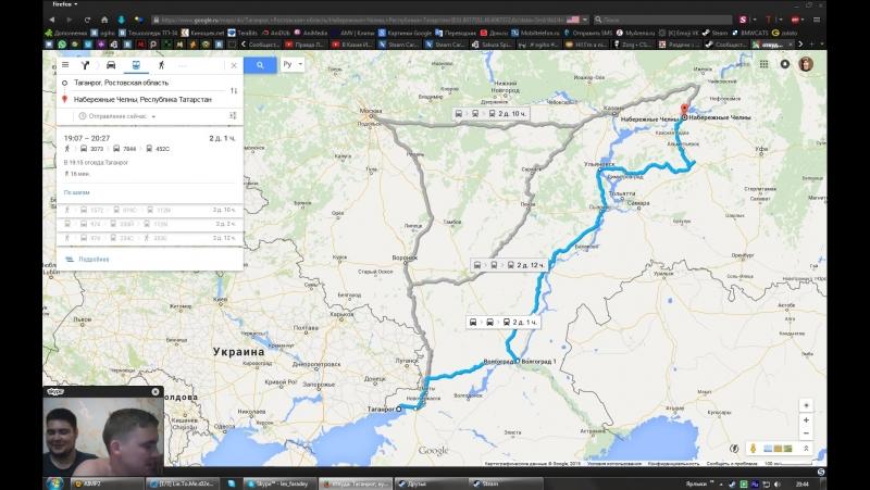 RK TV поездка в таганрог 18.07.2015 3
