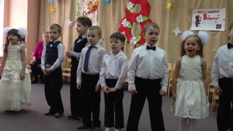 Детский сад 2012 год😱😄